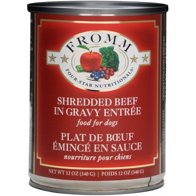 Fromm Beef Entree Canned...