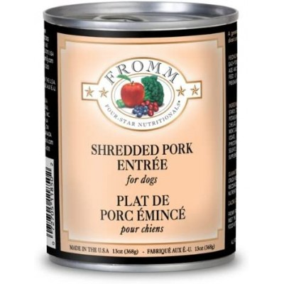 Fromm Pork Entree Canned...