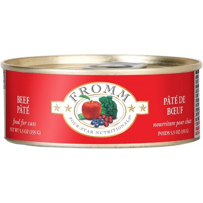 Fromm Beef Pate Canned Cat...