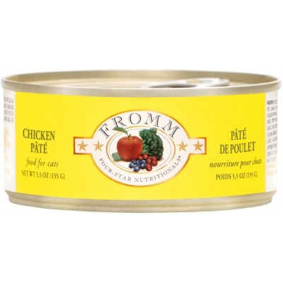 Fromm Chicken Pate Canned...