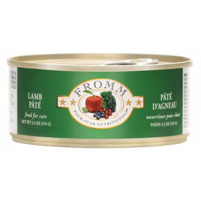 Fromm Lamb Pate Canned Cat...