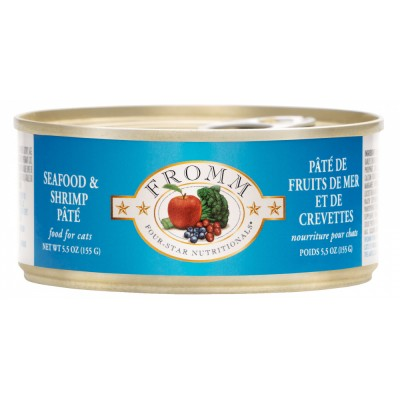 Fromm Seafood& Shrimp Pate...